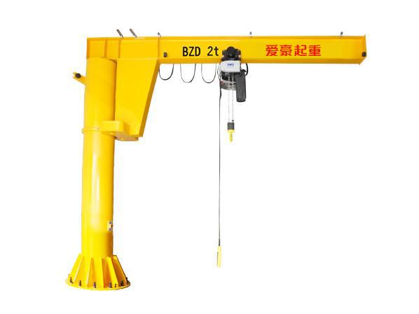 柱式电动旋臂起重机 BZD 2t