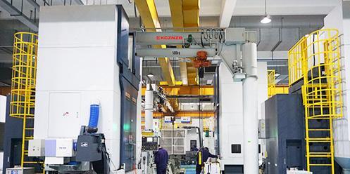 爱豪起重机与威克诺森机械设备完成首次合作